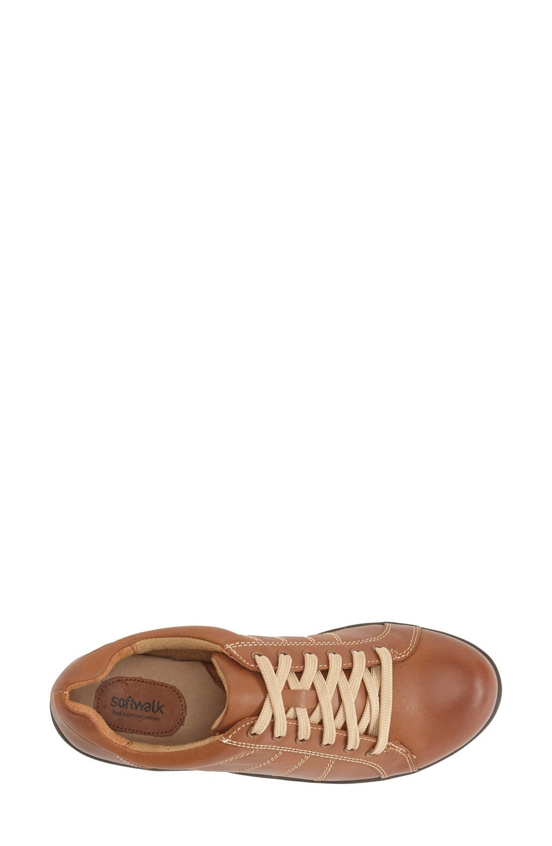 'Hickory' Sneaker,                             Alternate thumbnail 3, color,                             Luggage