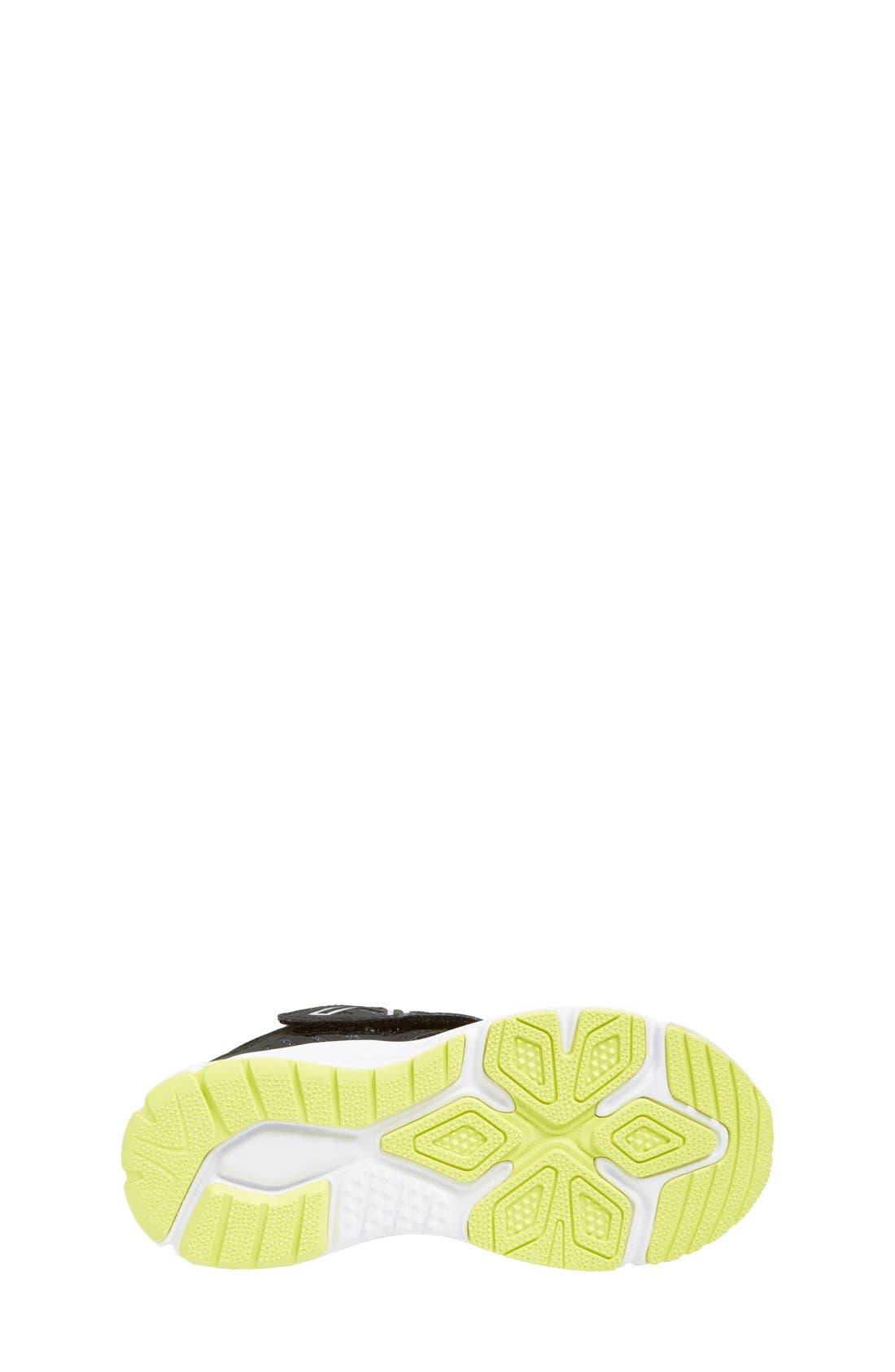 'Vazee Rush 200' Athletic Shoe,                             Alternate thumbnail 4, color,                             Black