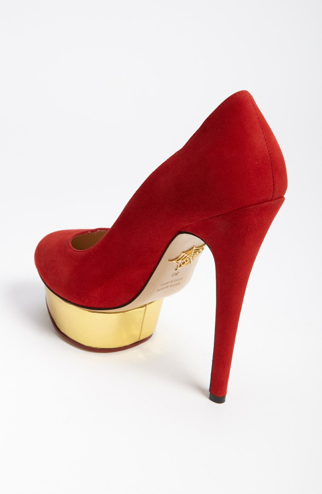 Alternate Image 2  - Charlotte Olympia 'Dolly' Platform Pump