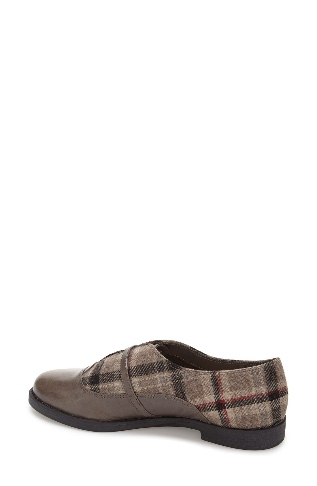 Alternate Image 2  - Bella Vita 'Reese' Slip On Oxford (Women)