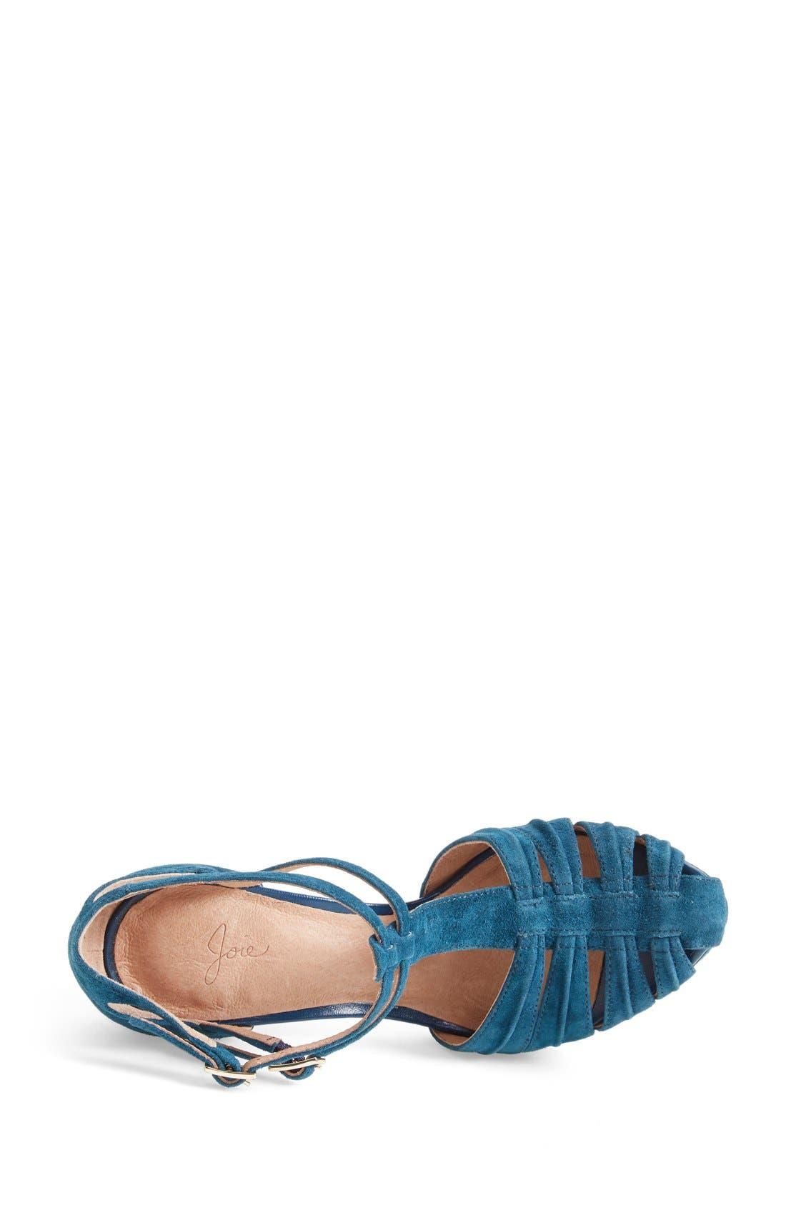 Alternate Image 3  - Joie 'Rexanne' Platform Sandal (Women)