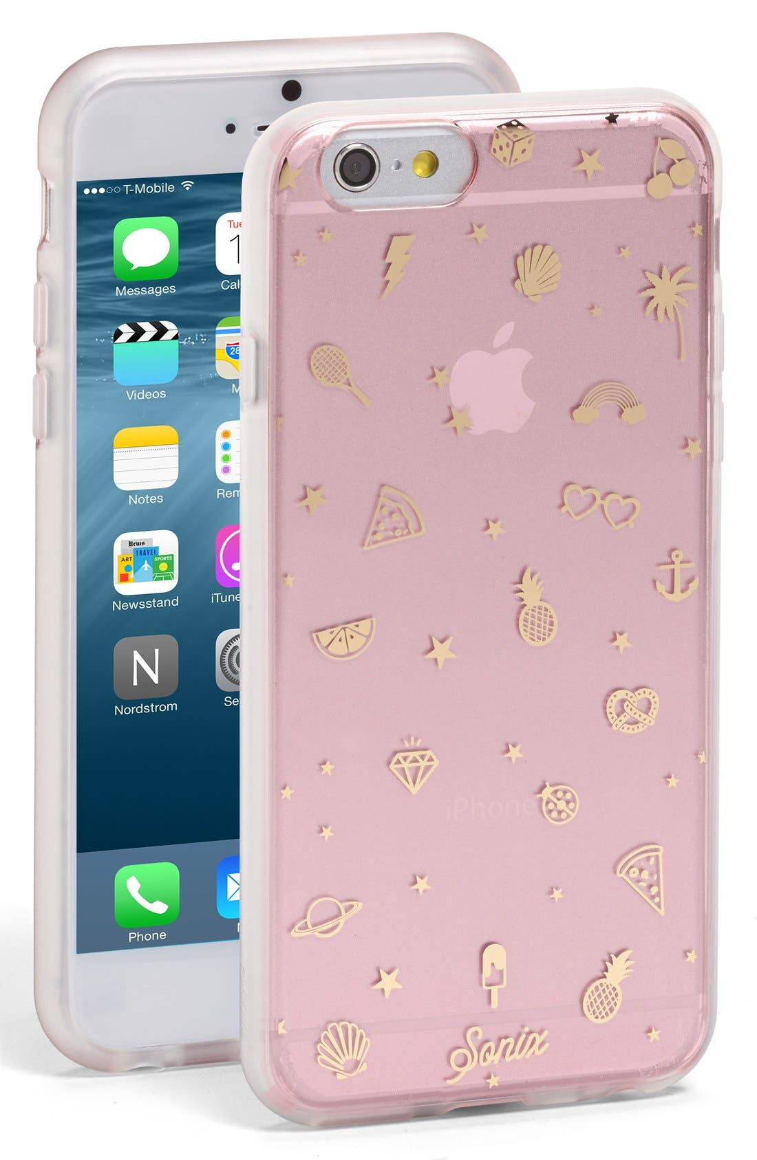 Alternate Image 1 Selected - Sonix 'Multi Charm' iPhone 6 & 6s Case