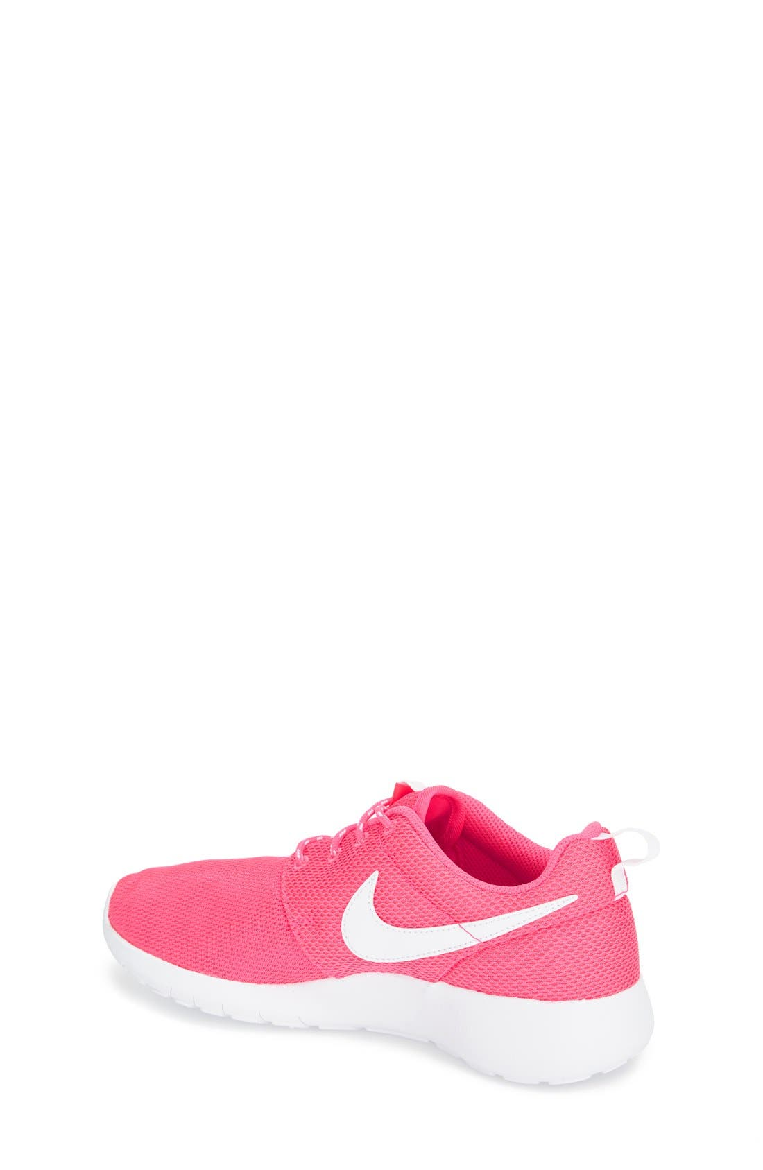 Alternate Image 4  - Nike 'Roshe Run' Athletic Shoe (Little Kid & Big Kid)