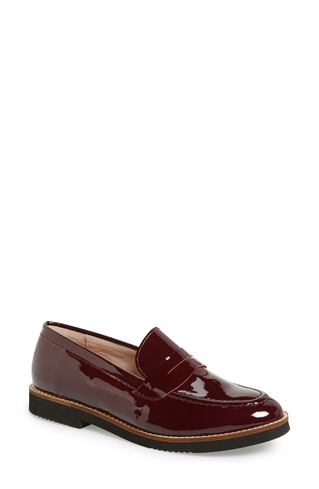 Alternate Image 1 Selected - André Assous 'Jessi' Penny Loafer (Women)