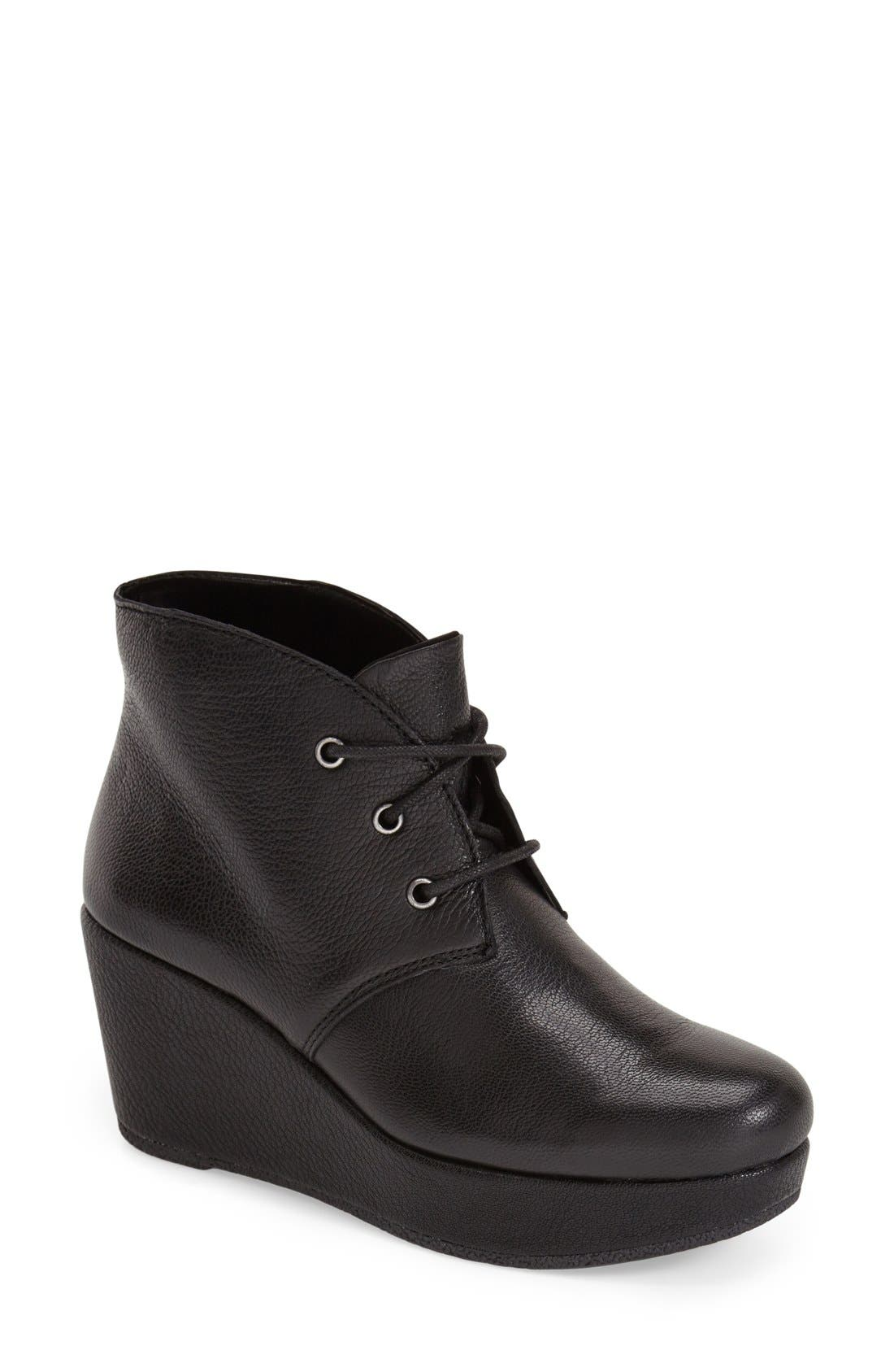 Alternate Image 1 Selected - BCBGeneration 'Kenan' Platform Wedge Boot (Women)