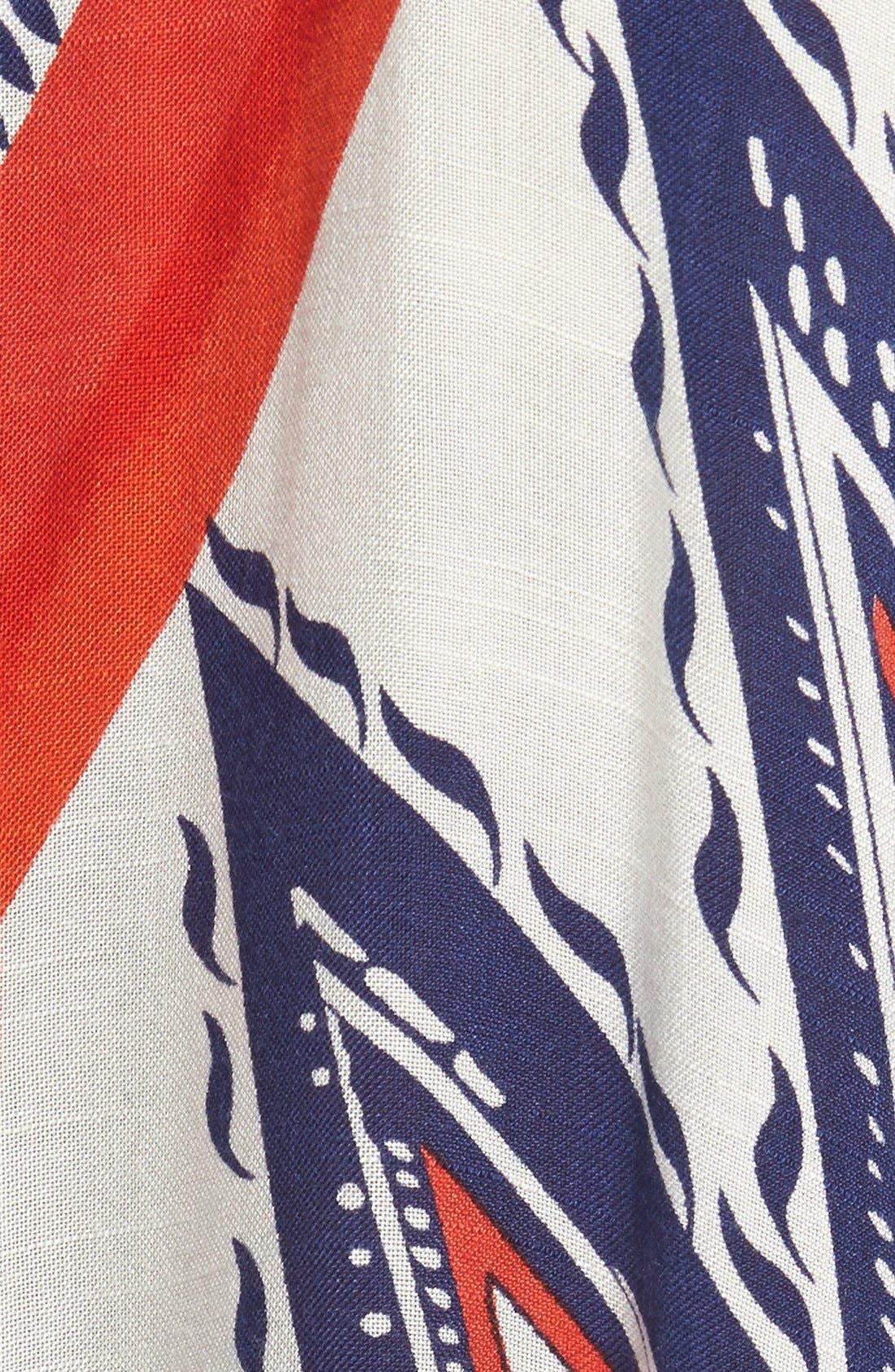Alternate Image 4  - Jules Smith 'Americana' Poncho