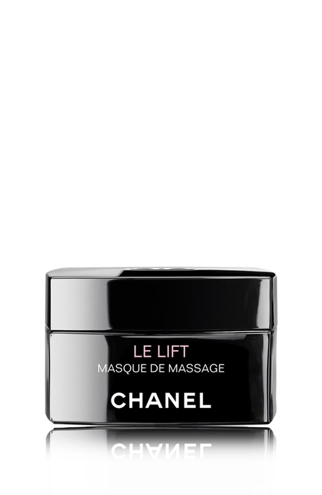 CHANEL LE LIFT MASQUE DE MASSAGE  Firming Anti-Wrinkle Recontouring Massage Mask