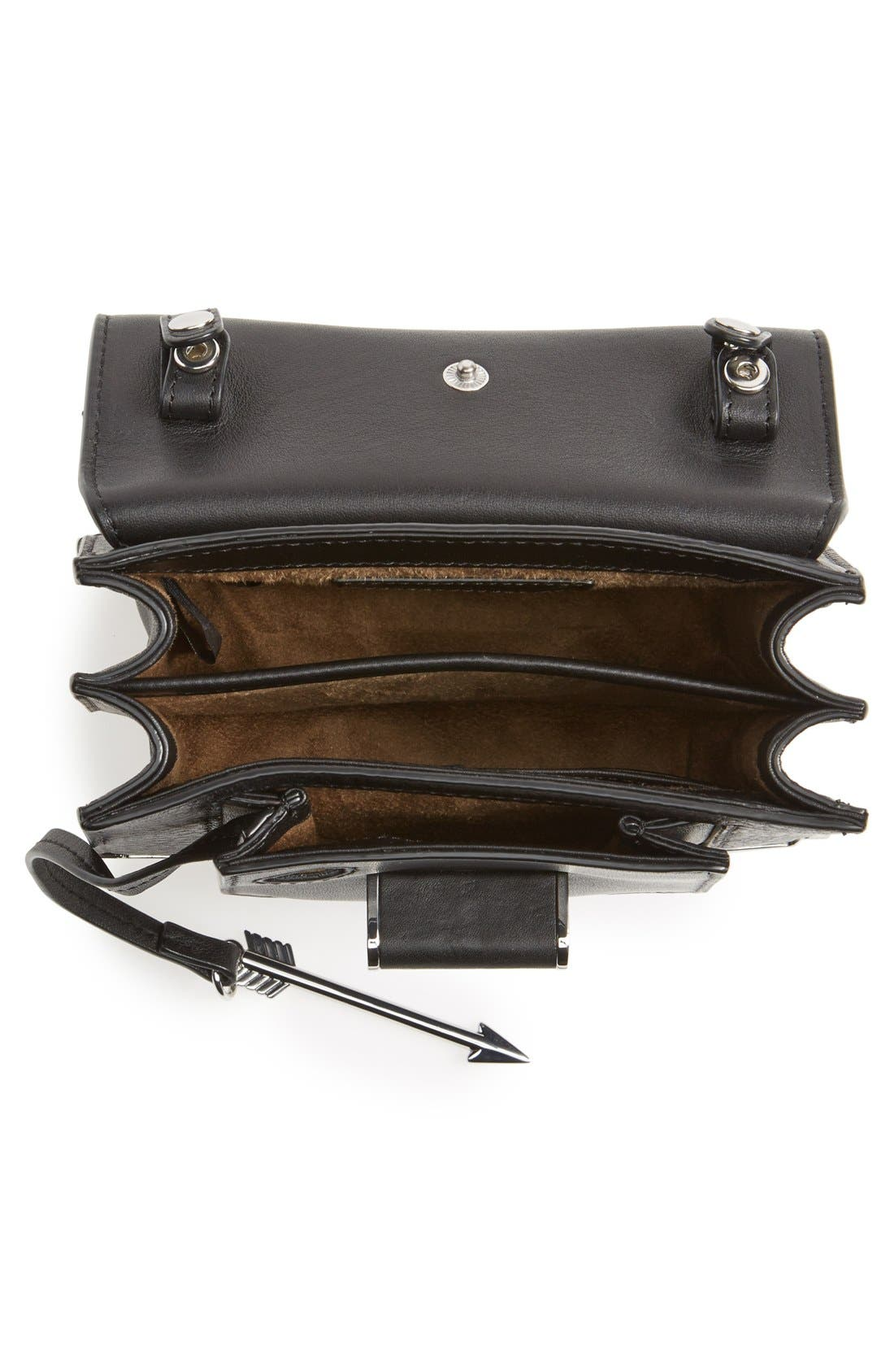 Alternate Image 4  - Mackage 'Mini Rubie' Crossbody Satchel