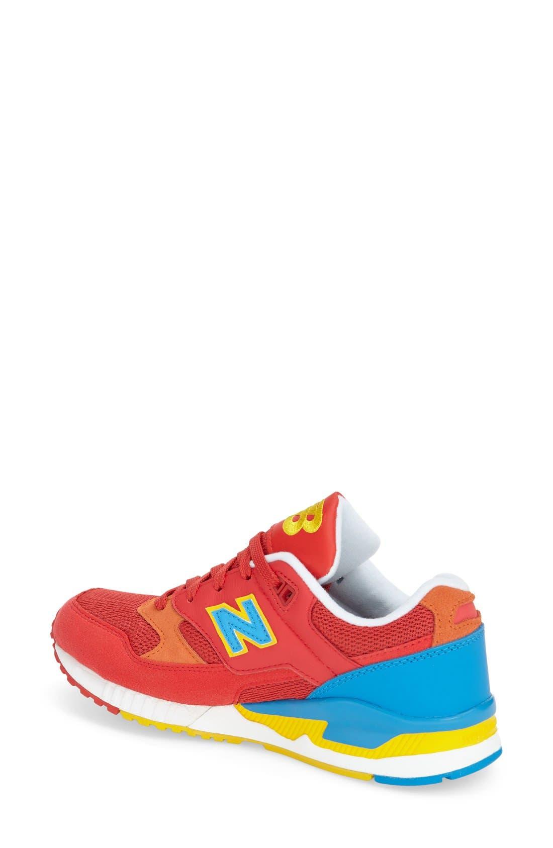 Alternate Image 2  - New Balance '530' Sneaker (Women)