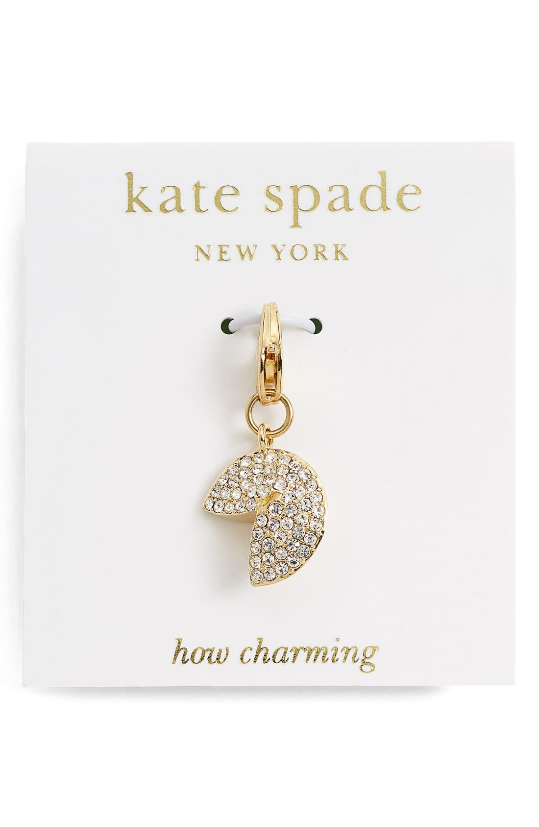 Alternate Image 1 Selected - kate spade new york 'how charming' novelty charm