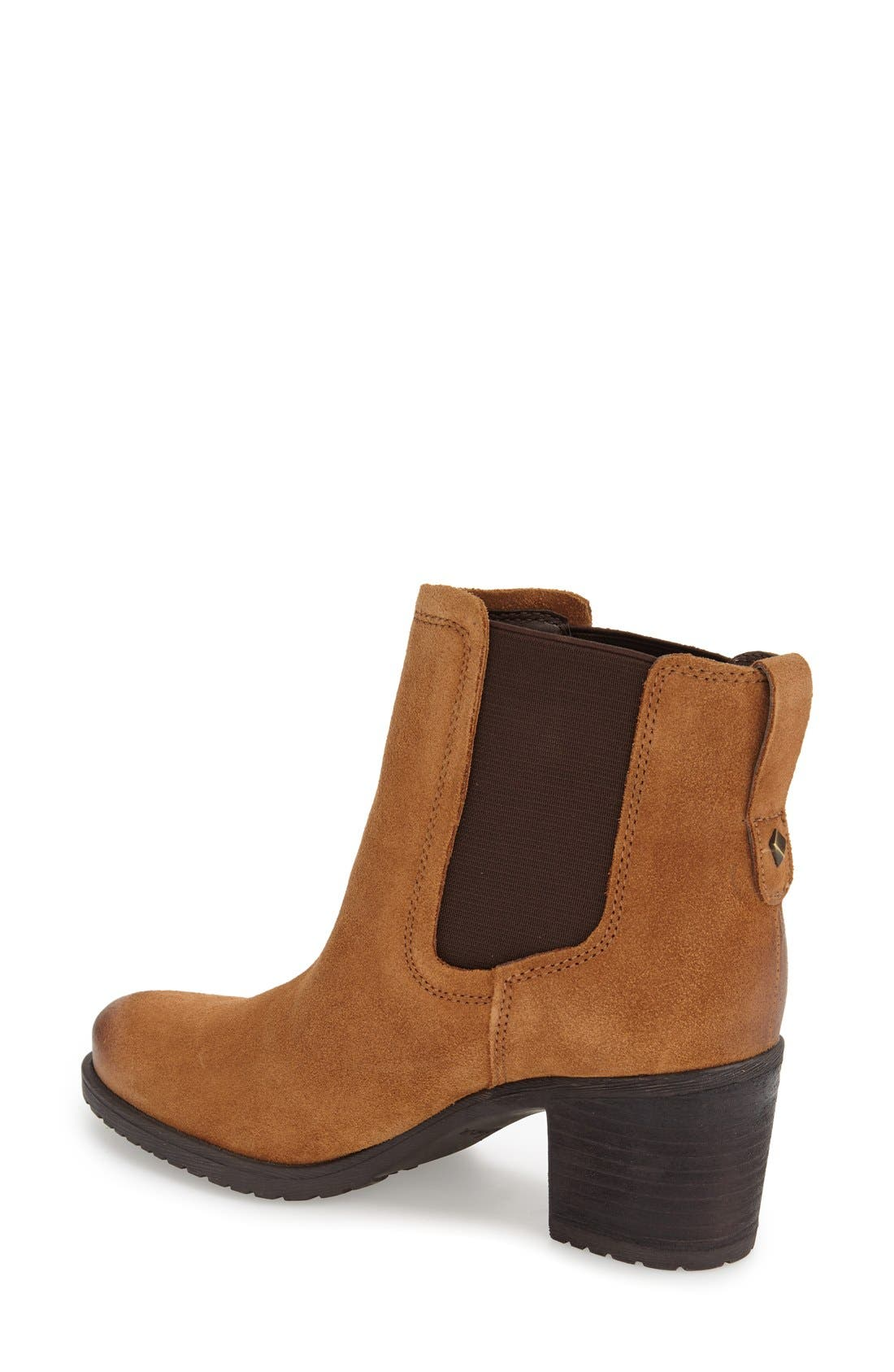 Alternate Image 2  - Sam Edelman 'Hanley' Suede Chelsea Boot (Women)