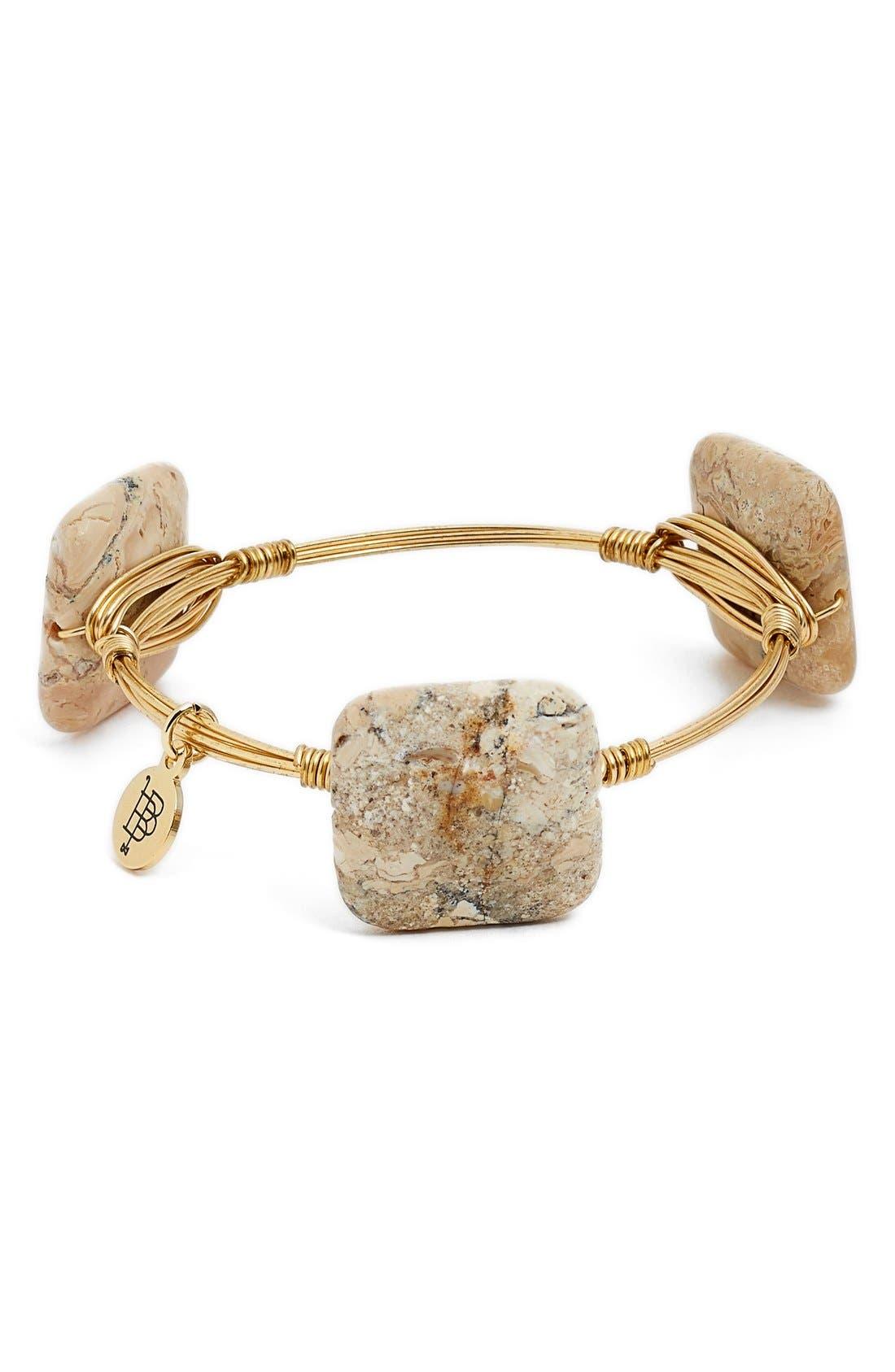 Alternate Image 3  - Bourbon and Boweties SmallStone Bracelet