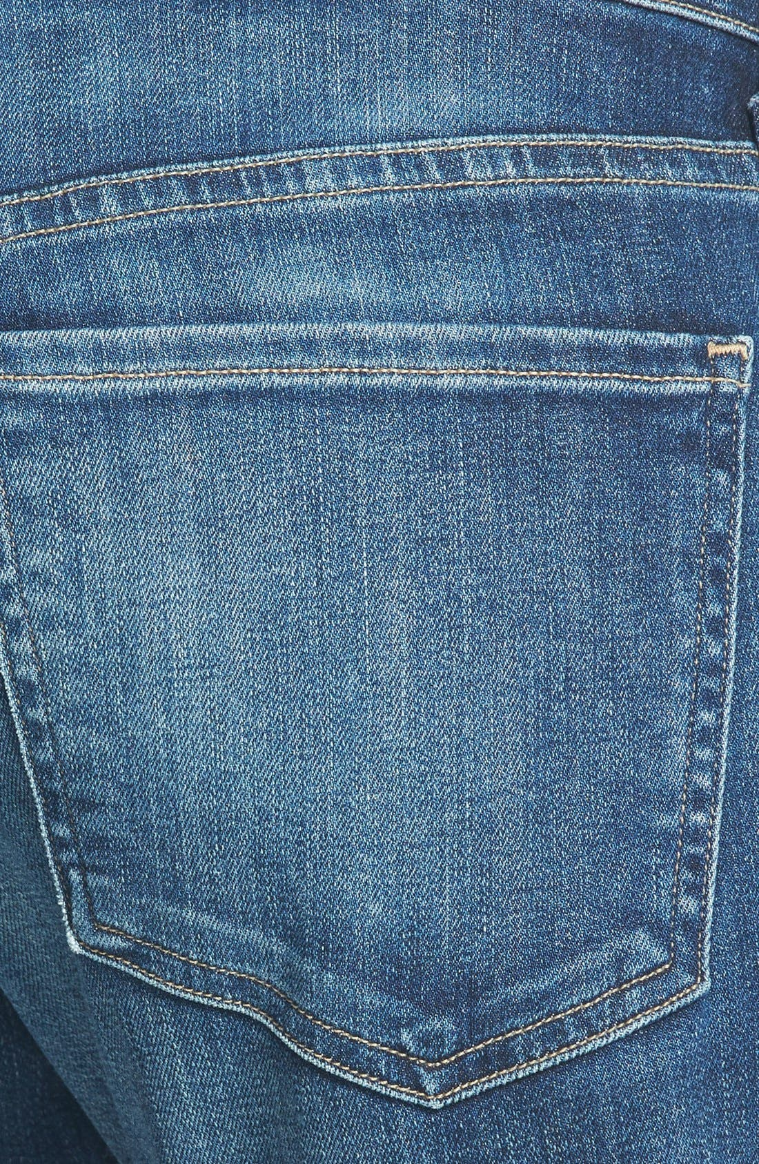 Alternate Image 3  - Citizens of Humanity Emerson Slim Boyfriend Jeans (Blue Ridge)