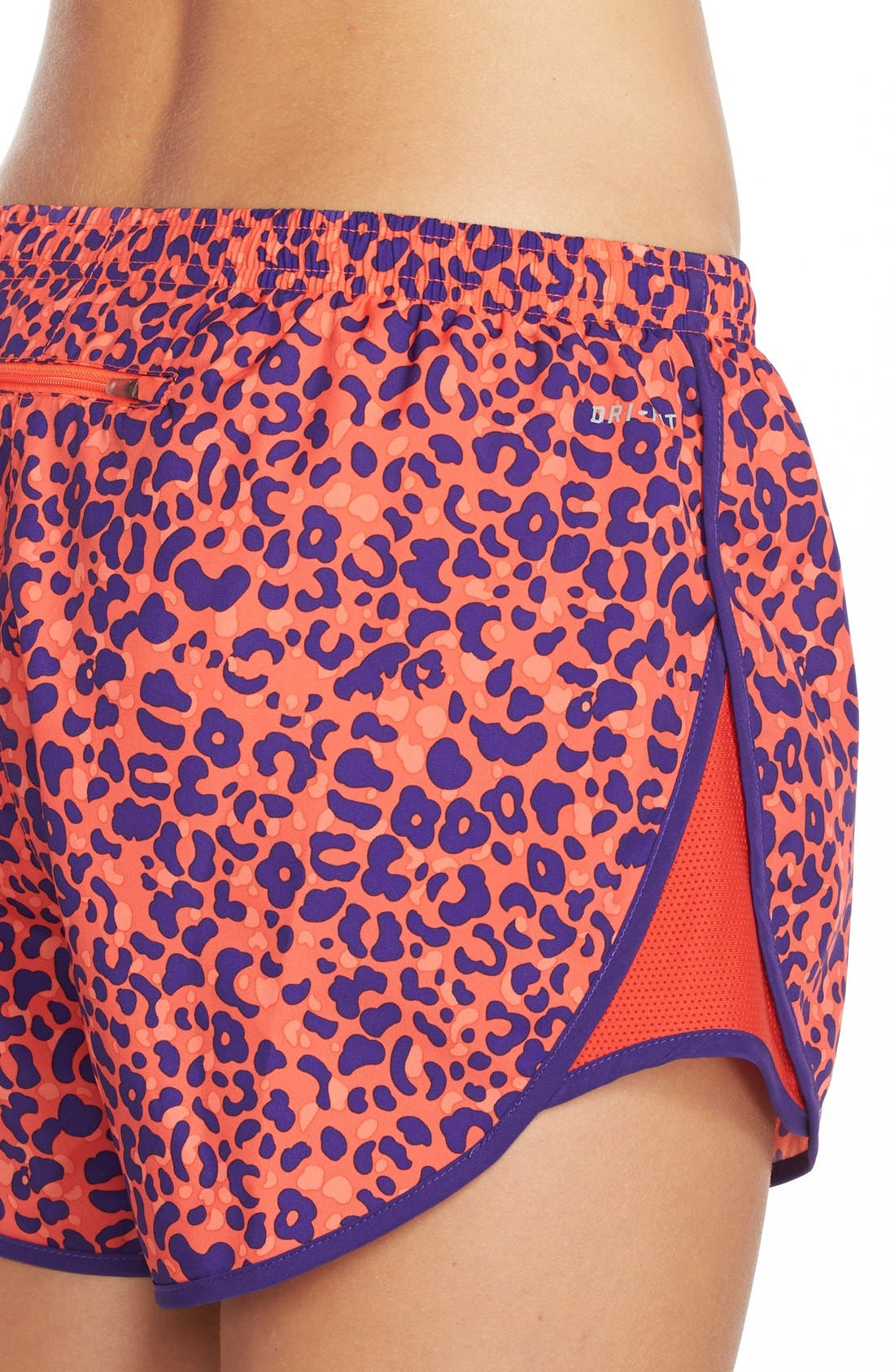 Alternate Image 6  - Nike 'Tempo Modern Lotus' Shorts