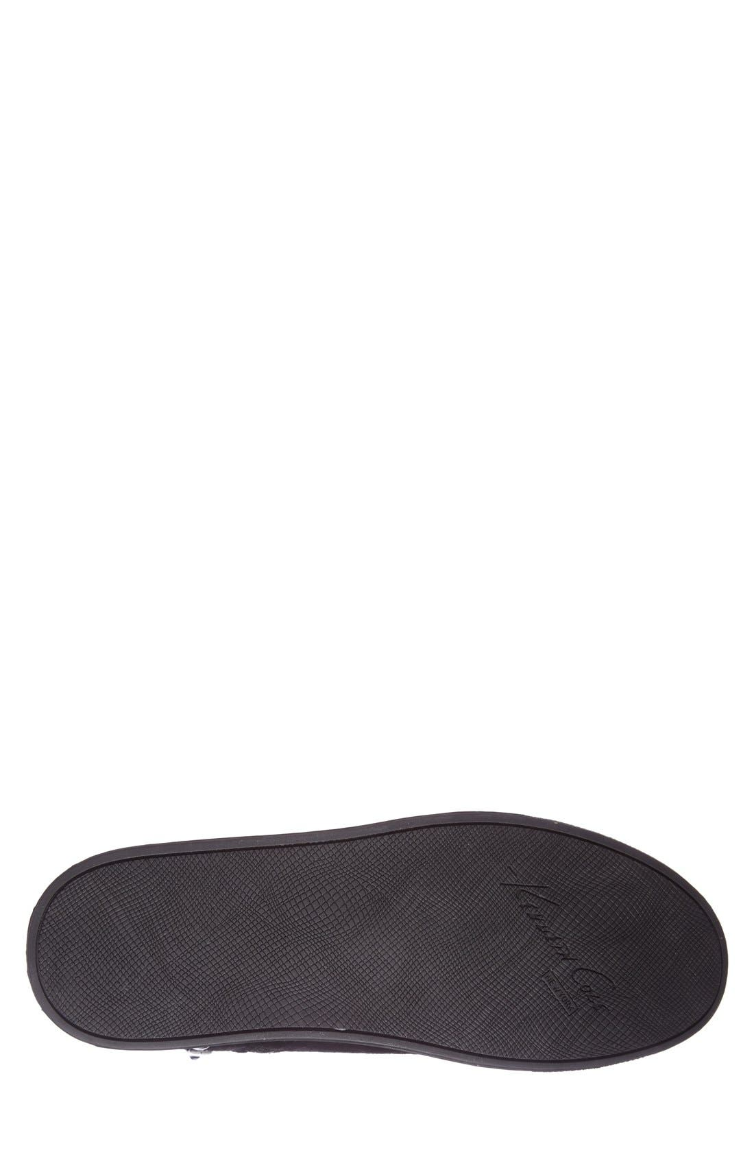 Alternate Image 4  - Kenneth Cole New York 'Double Over' ZipHigh Top Sneaker (Men)