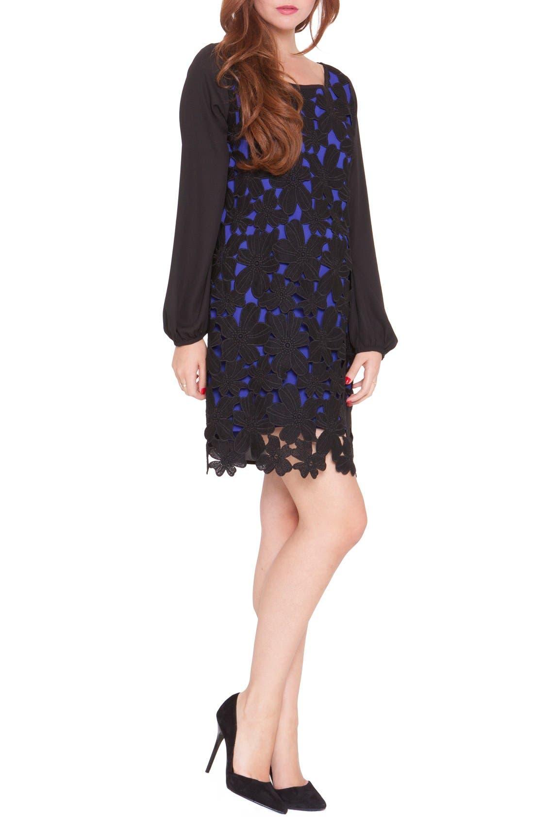 Olian'Eloise' Lace Maternity Dress