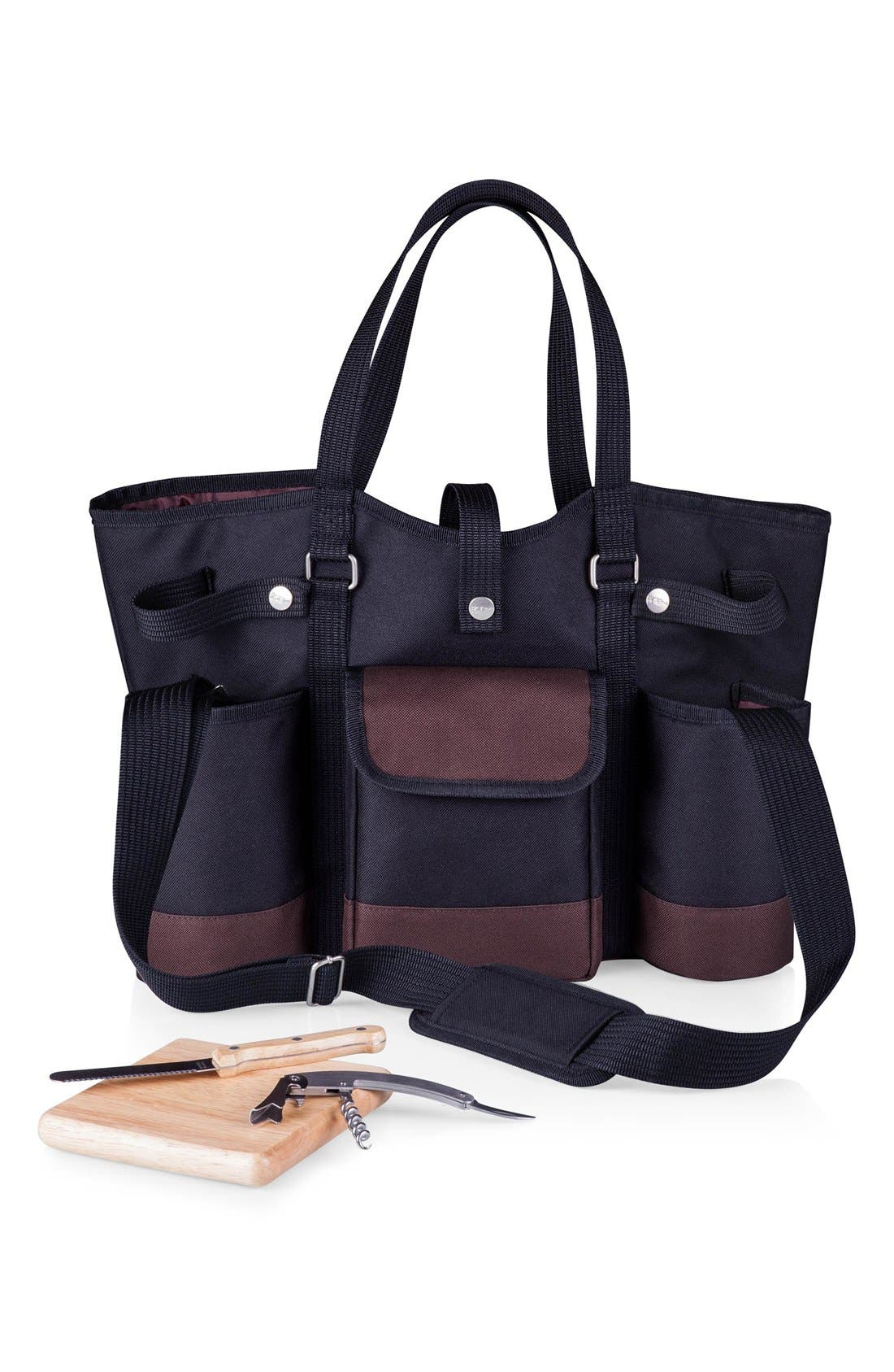 Main Image - Picnic Time 'Wine Country' Picnic Tote