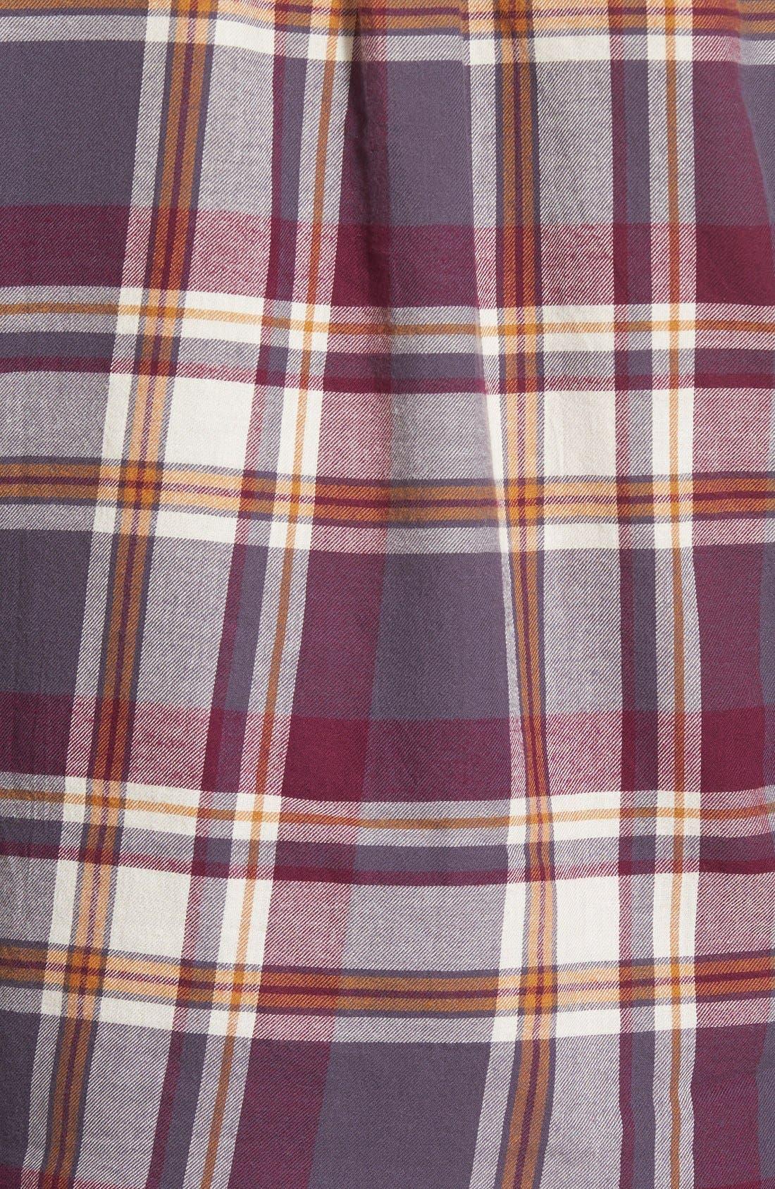 Alternate Image 5  - BP. Plaid Flannel Shirt