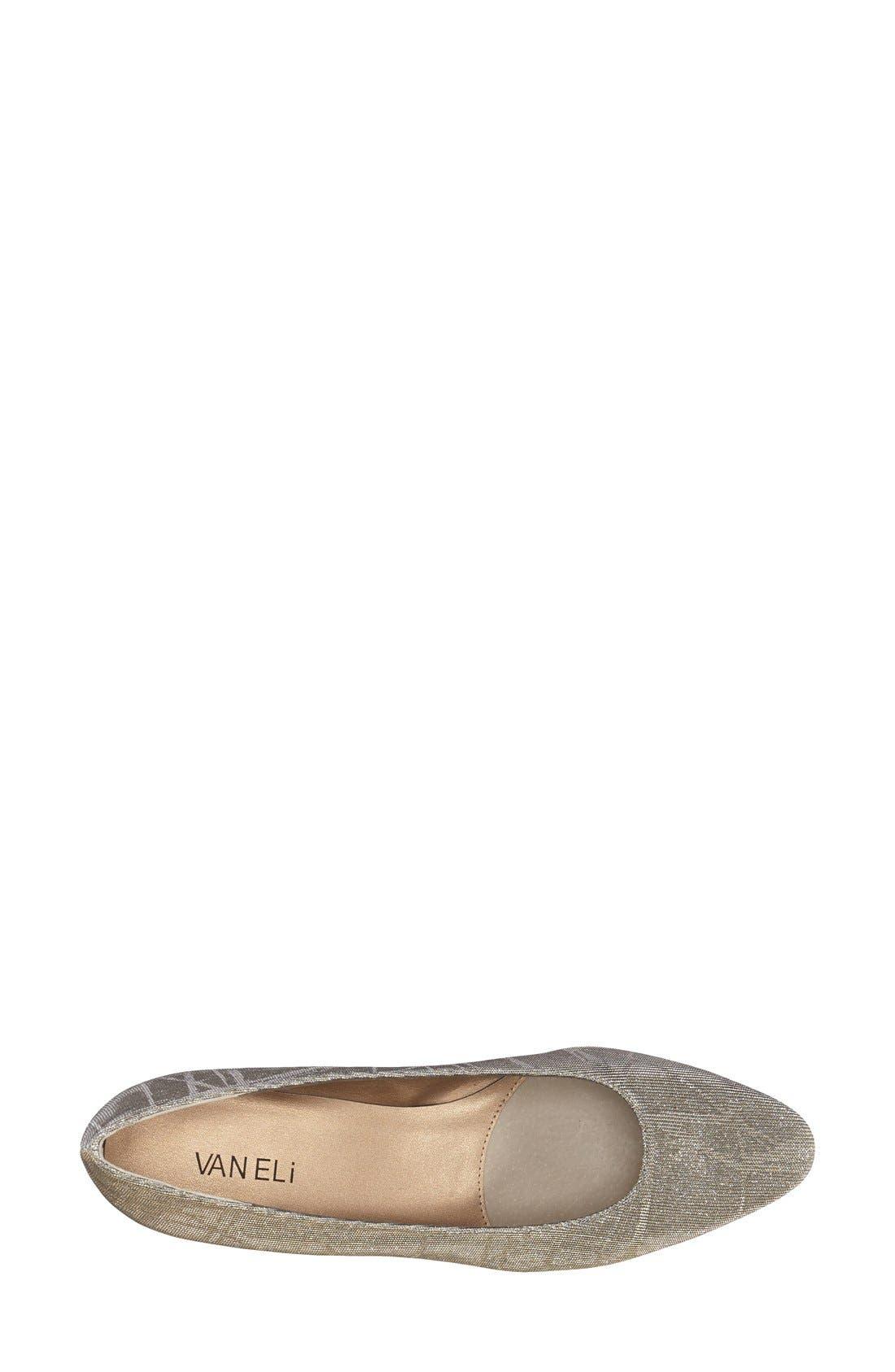 Alternate Image 3  - VANELi 'Astyr' Almond Toe Pump (Women)