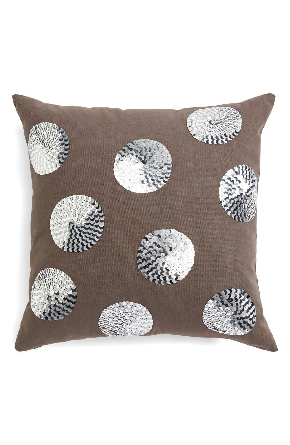 Main Image - Nordstrom at Home 'Dottie Paillettes'Accent Pillow