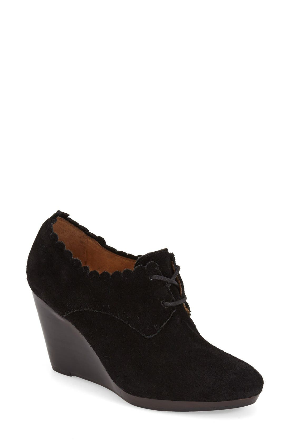 Alternate Image 1 Selected - Jack Rogers 'Olivia' Wedge Bootie (Women)