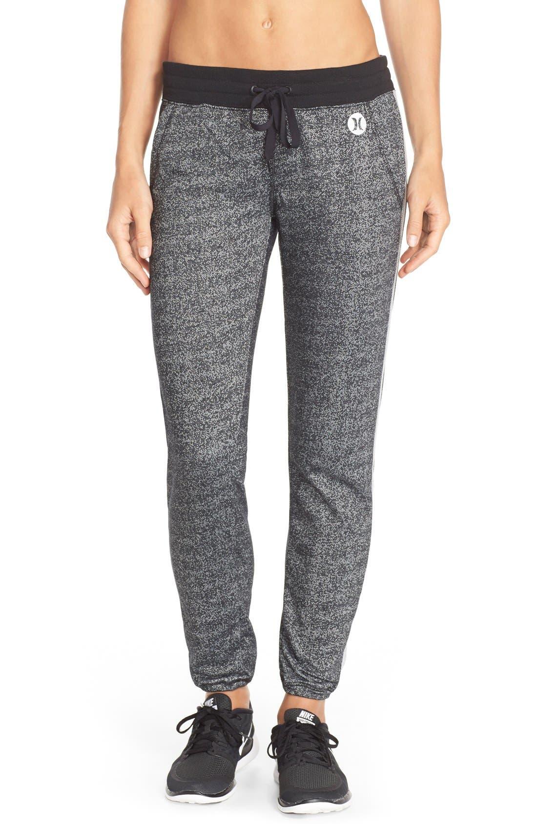 Alternate Image 1 Selected - Hurley Dri-FIT Fleece Pants