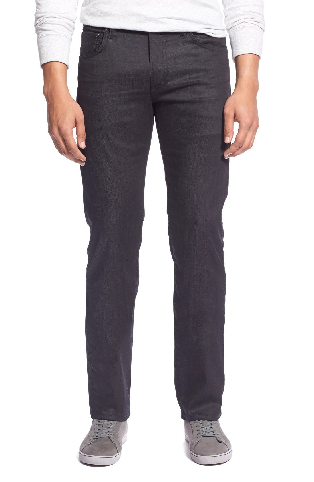 'Core' Slim Fit Jeans,                         Main,                         color, Prestige