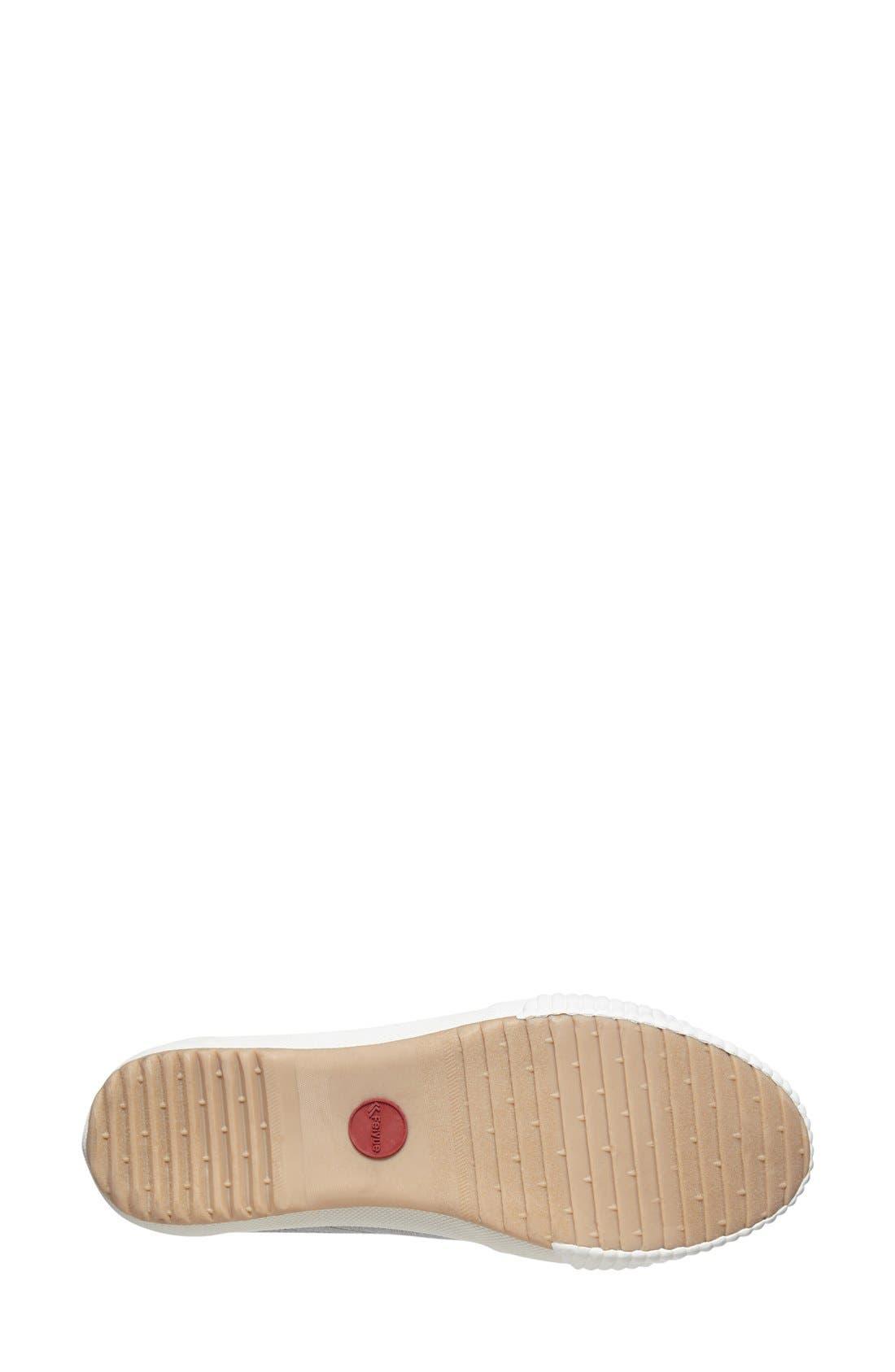 Alternate Image 4  - Feiyue. 'Fe Lo Plain' Chambray Sneaker (Women)
