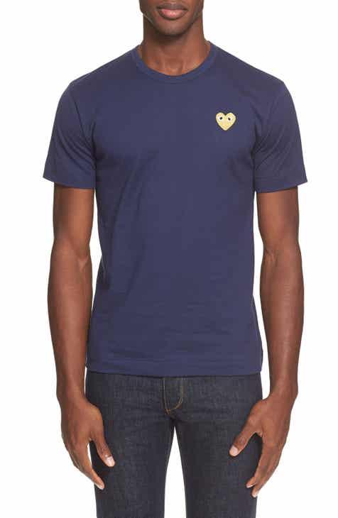 8549d8ca53a Comme des Garçons PLAY Crewneck T-Shirt