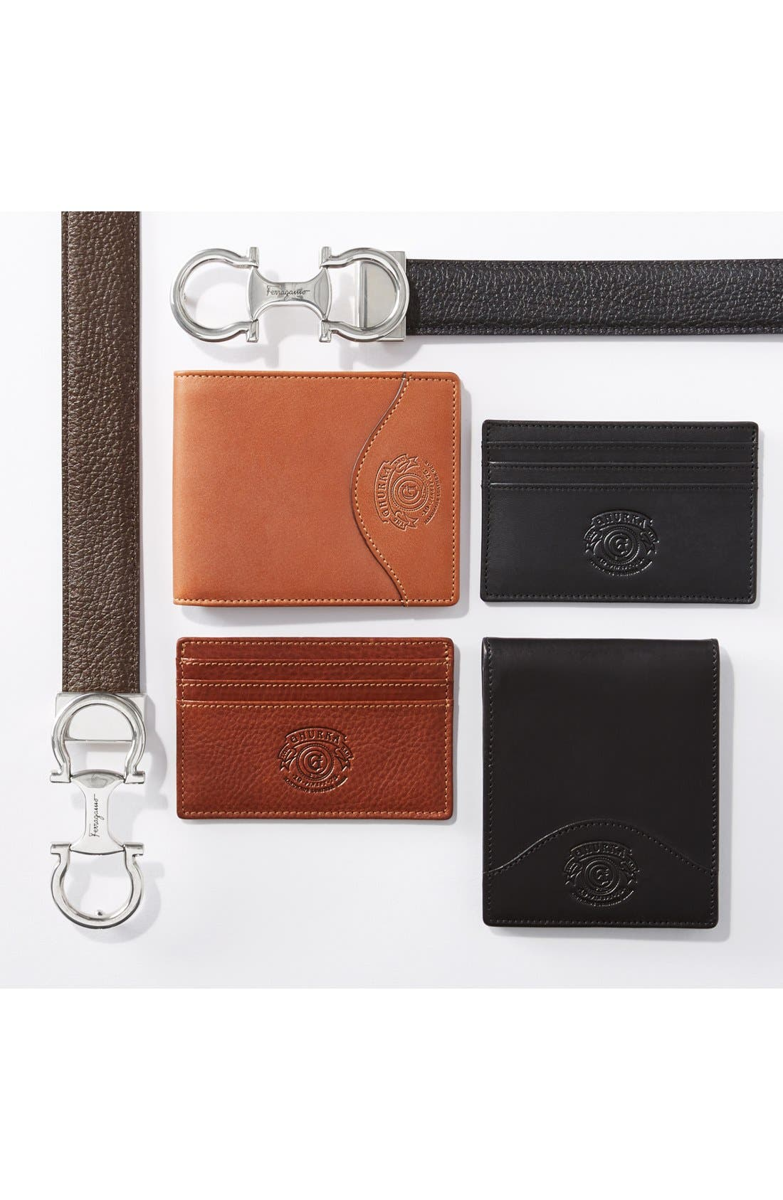 Alternate Image 5  - Ghurka Classic Leather Wallet