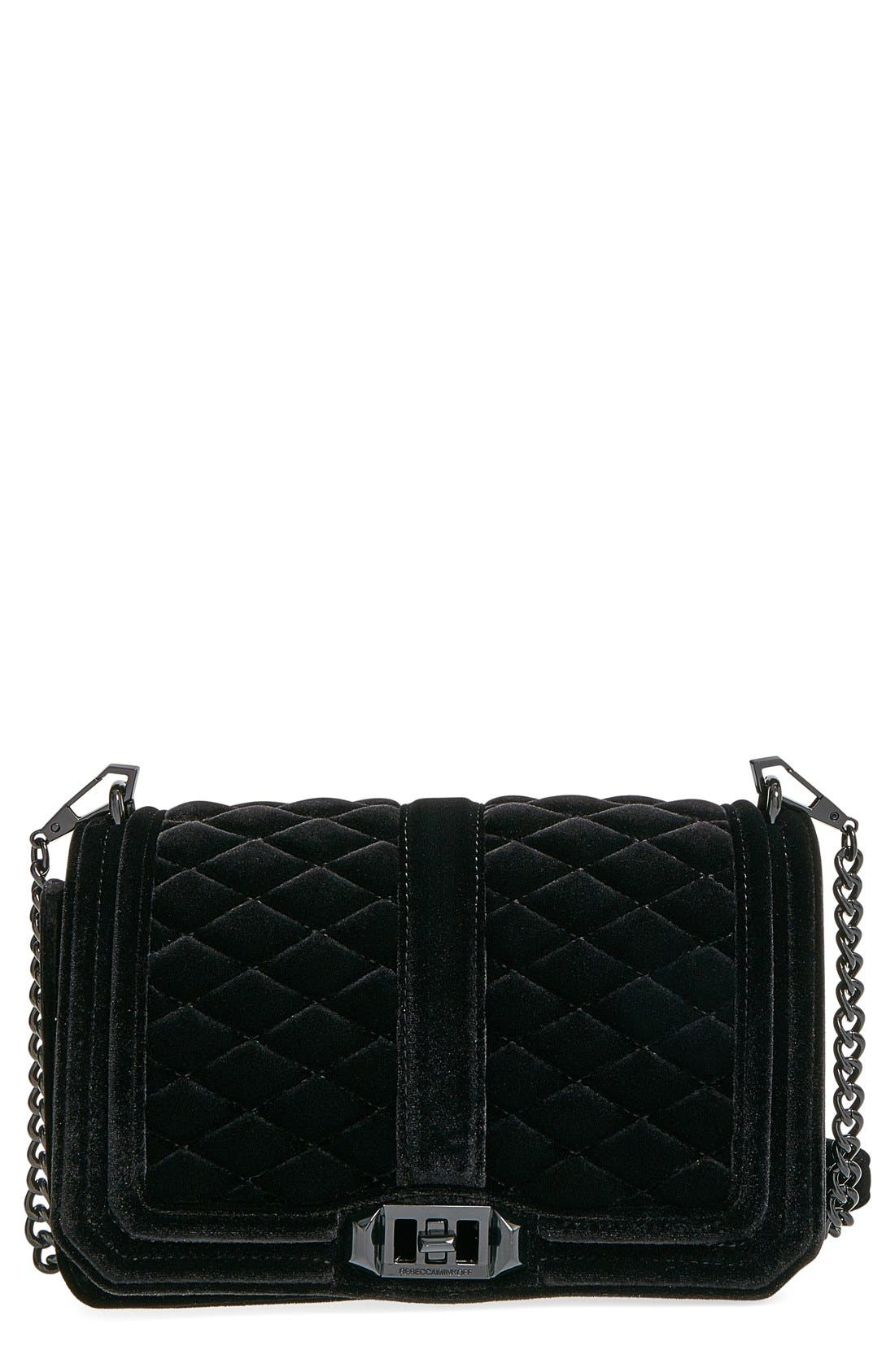 Rebecca Minkoff 'Velvet Love' Crossbody Bag