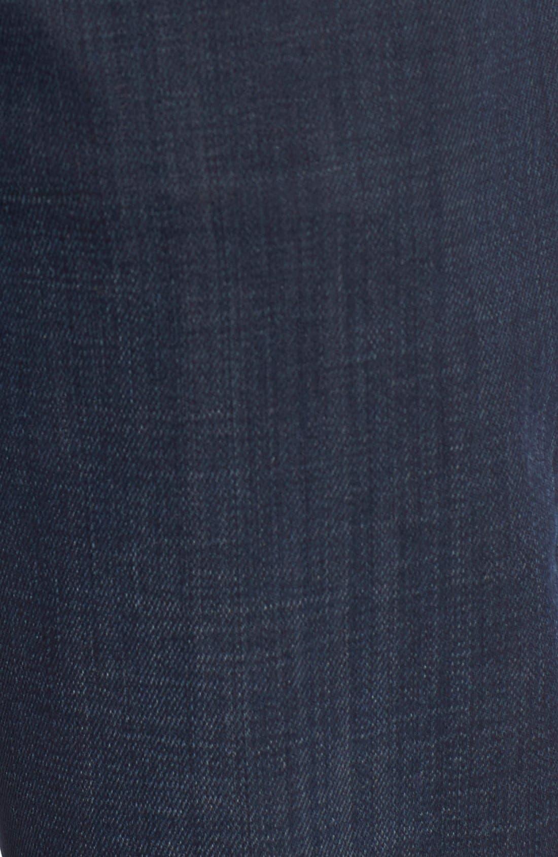 Gage Slim Straight Leg Jeans,                             Alternate thumbnail 5, color,                             Duvall