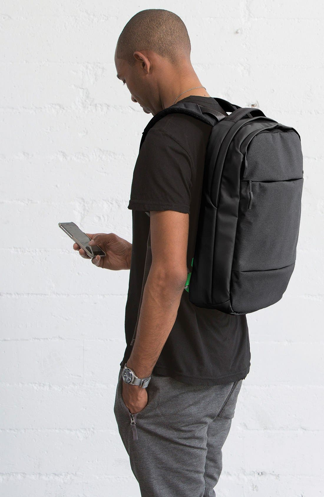 Alternate Image 5  - Incase Designs City Collection Backpack