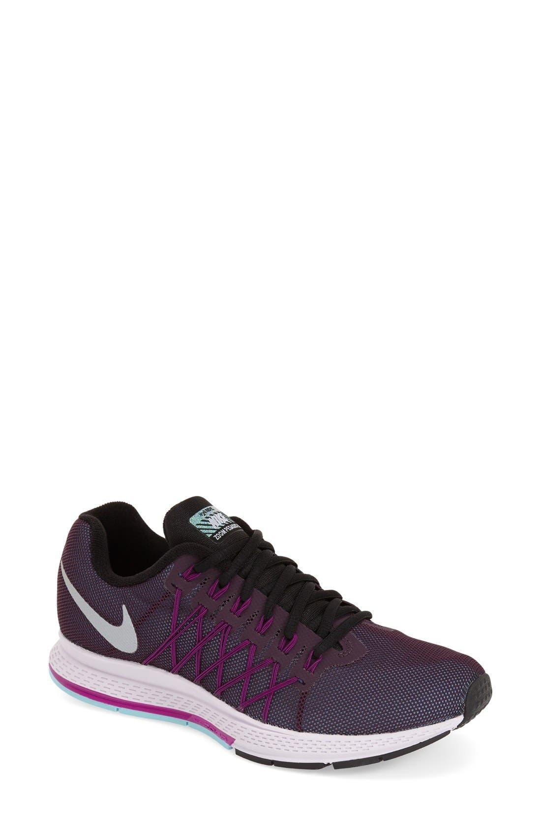 Alternate Image 1 Selected - Nike 'Zoom Pegasus 32 - Flash' h2o Repel Running Shoe (Women)