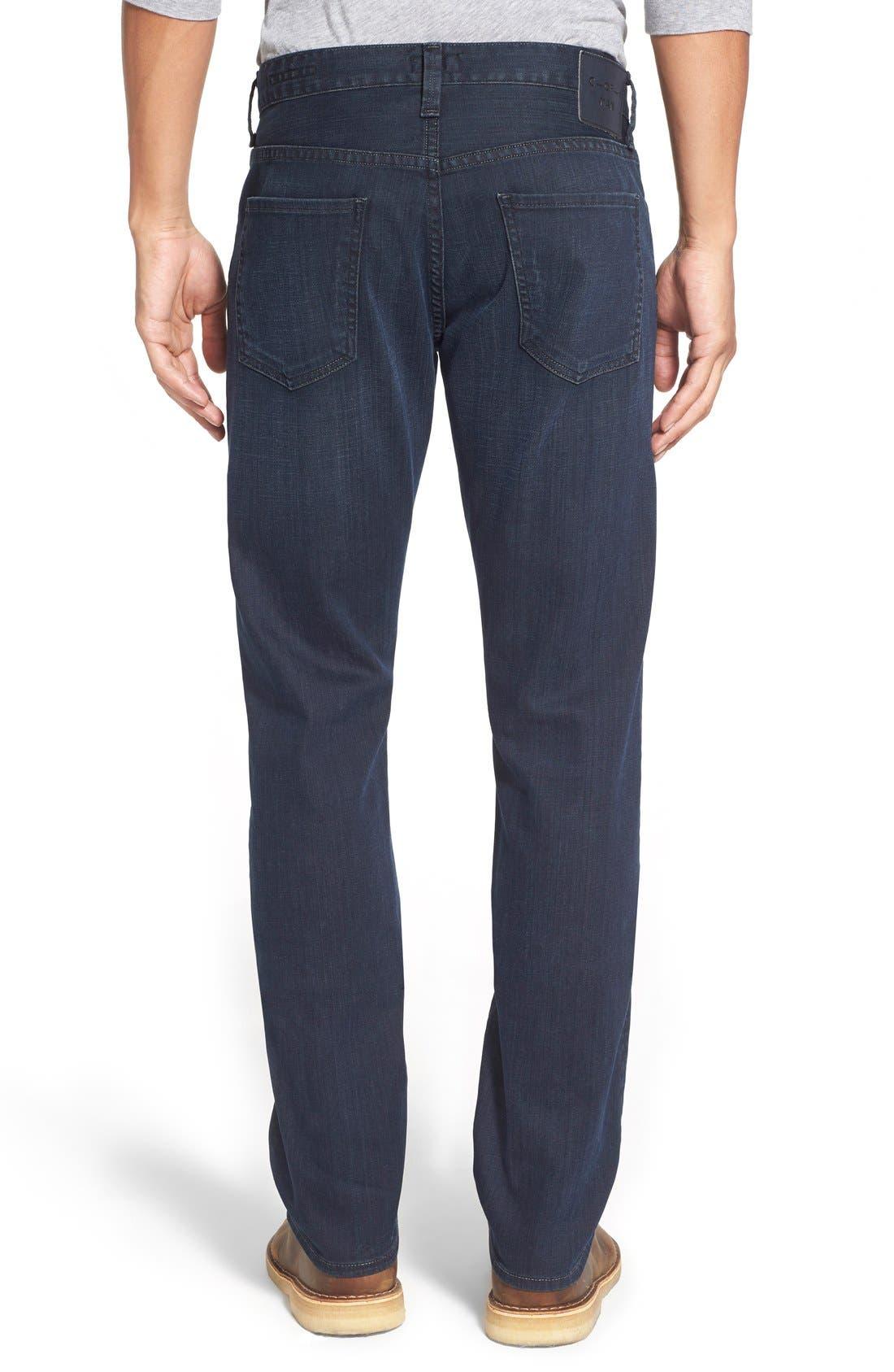 Gage Slim Straight Leg Jeans,                             Alternate thumbnail 2, color,                             Duvall