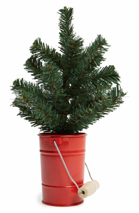 nordstrom at home decorative tree pail - Nordstrom Christmas Decorations