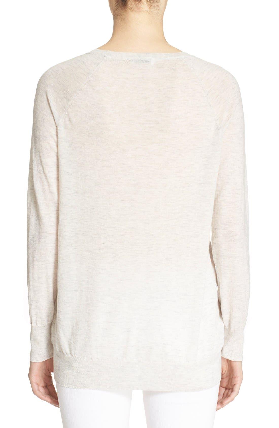 Alternate Image 2  - Equipment 'Asher' V-Neck Sweater