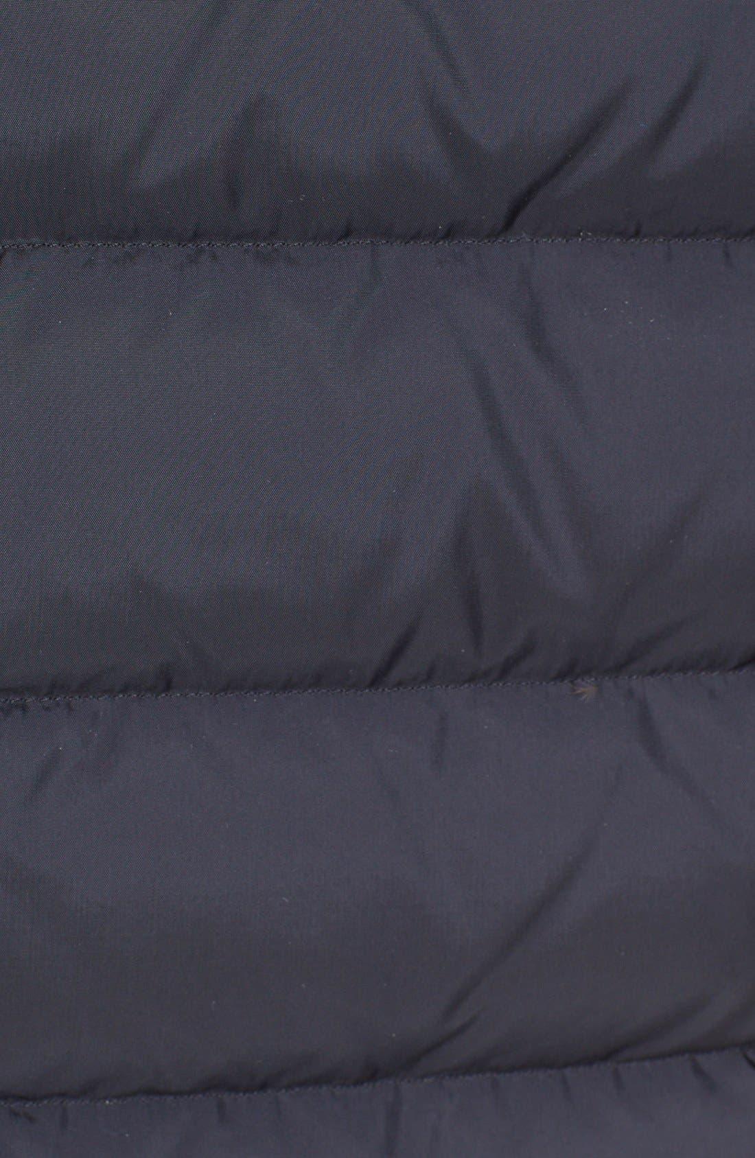 Alternate Image 5  - Burberry Brit 'Winterleigh' Belted Down Coat