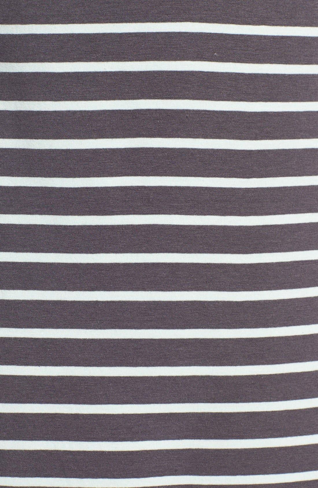 Alternate Image 5  - Element Stripe Hooded Dress