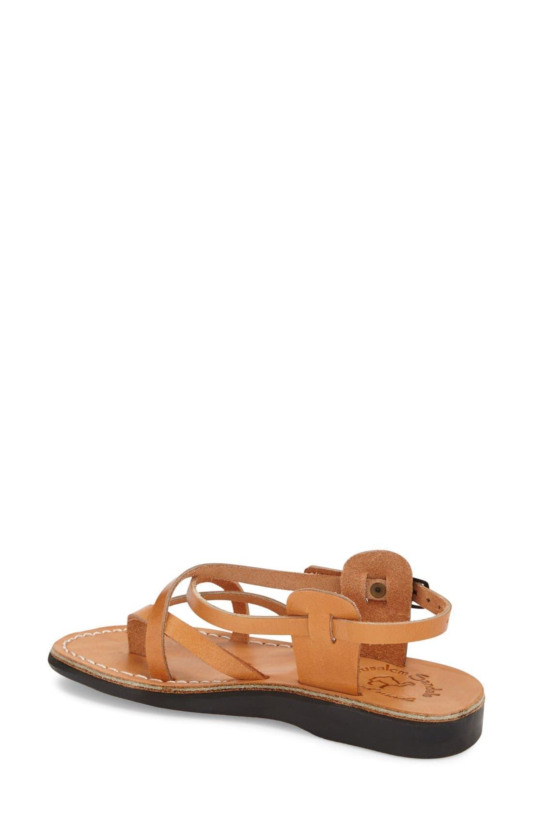 Alternate Image 2  - Jerusalem Sandals 'Tamar' Strappy Sandal (Women)