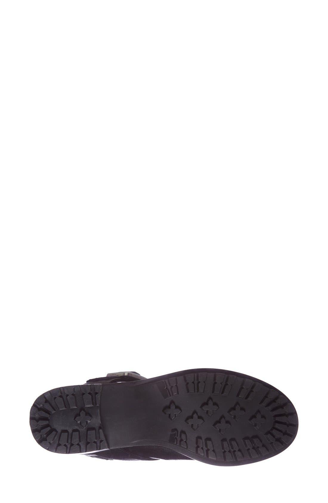 Alternate Image 4  - Steve Madden 'Rivalree' Moto Boot (Women) (Special Purchase)