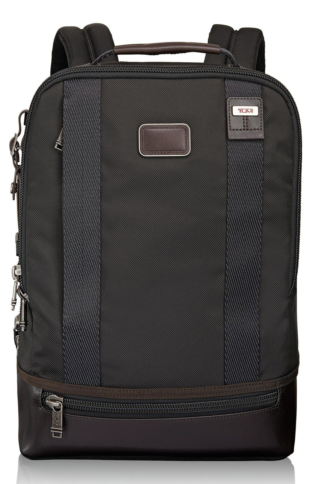 'Alpha Bravo - Dover' Backpack,                         Main,                         color, Hickory