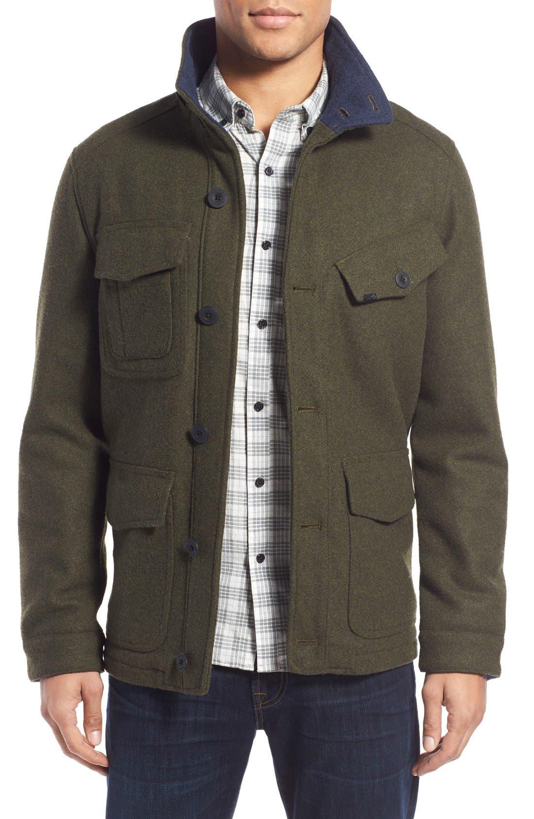Main Image - Timberland 'Traveler' Field Jacket