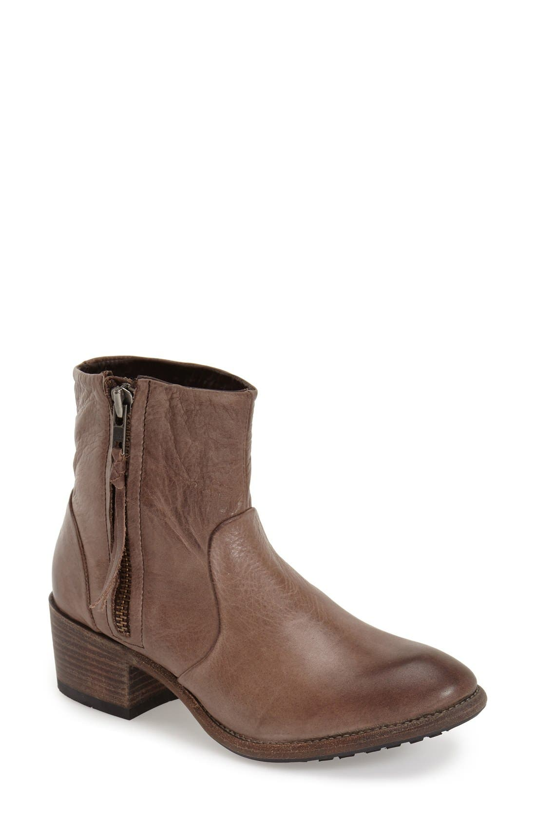 'KL89' Bootie,                         Main,                         color, Truffle Leather