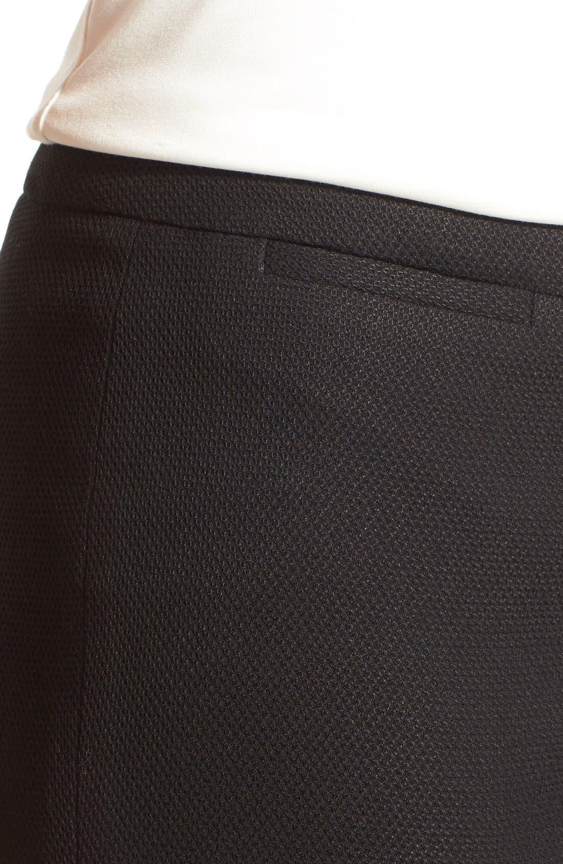 Alternate Image 4  - Halogen® 'Quinn' Diamond Stretch Pants