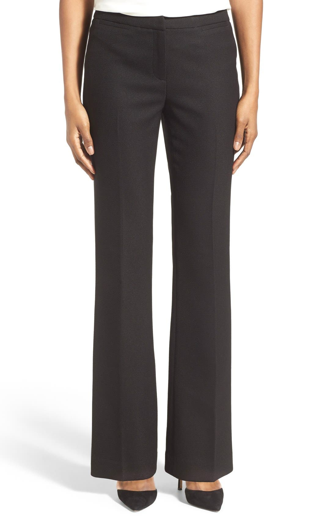 Main Image - Halogen® 'Quinn' Diamond Stretch Pants