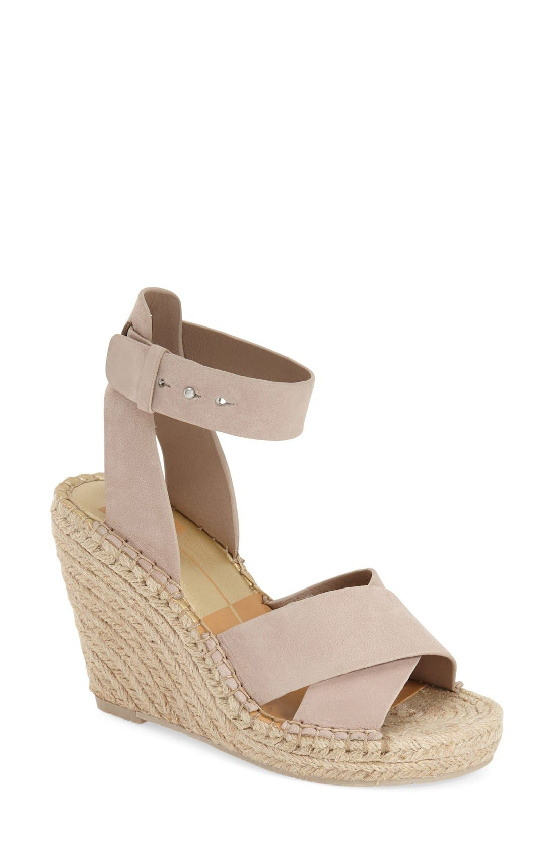 Alternate Image 1 Selected - Dolce Vita 'Nova' Espadrille Wedge Sandal (Women)