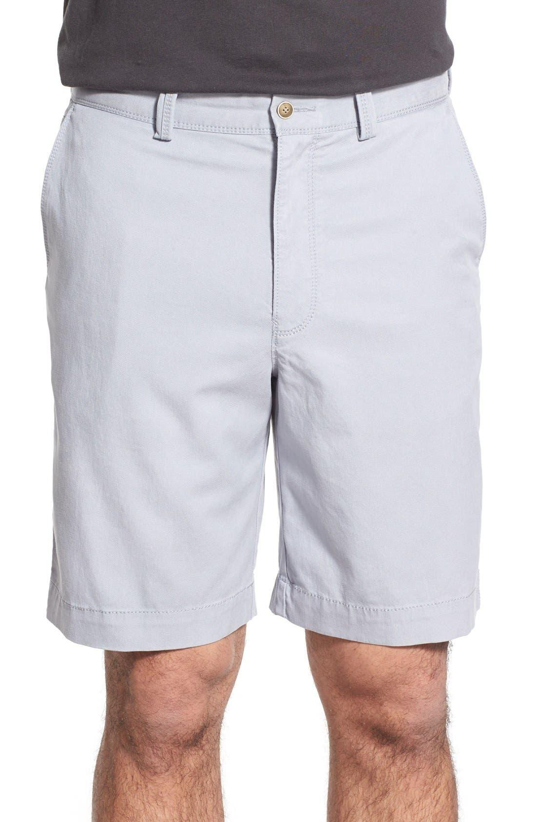 Alternate Image 1 Selected - Tommy Bahama 'Ashore Thing' Flat Front Shorts