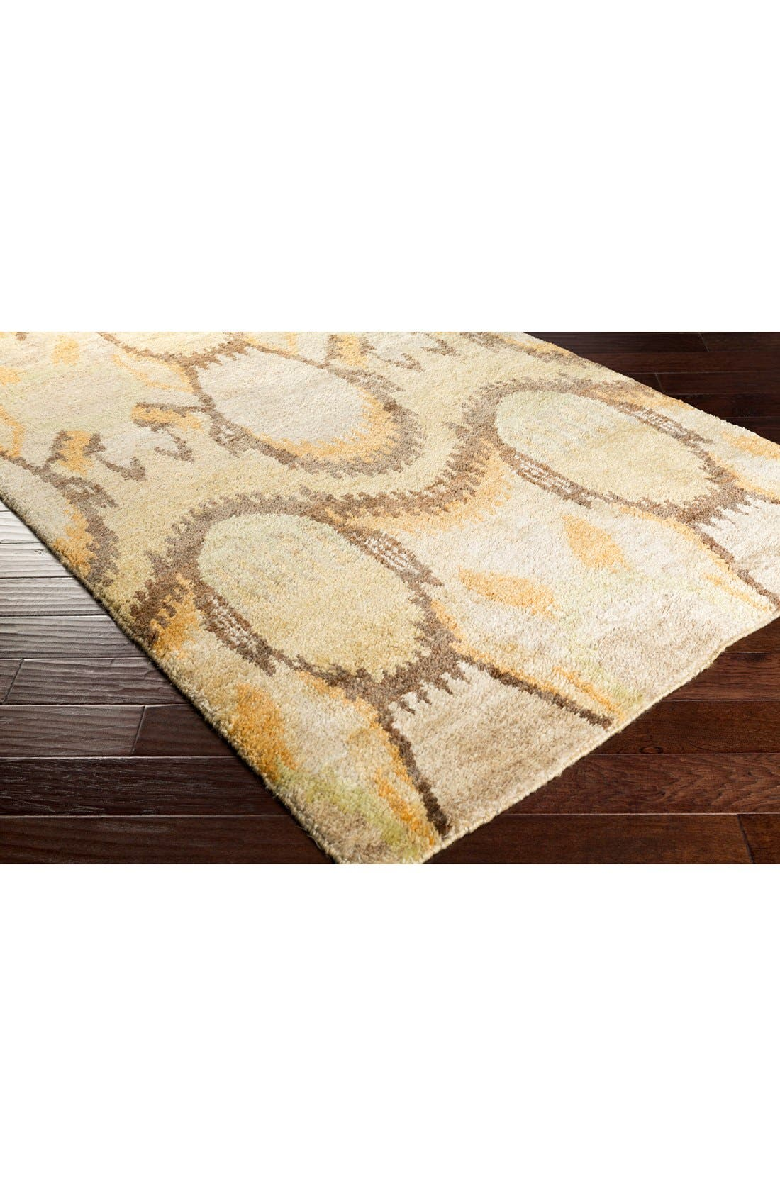 'Scarborough' Jute Rug,                             Alternate thumbnail 2, color,                             Gold/ Beige/ Olive