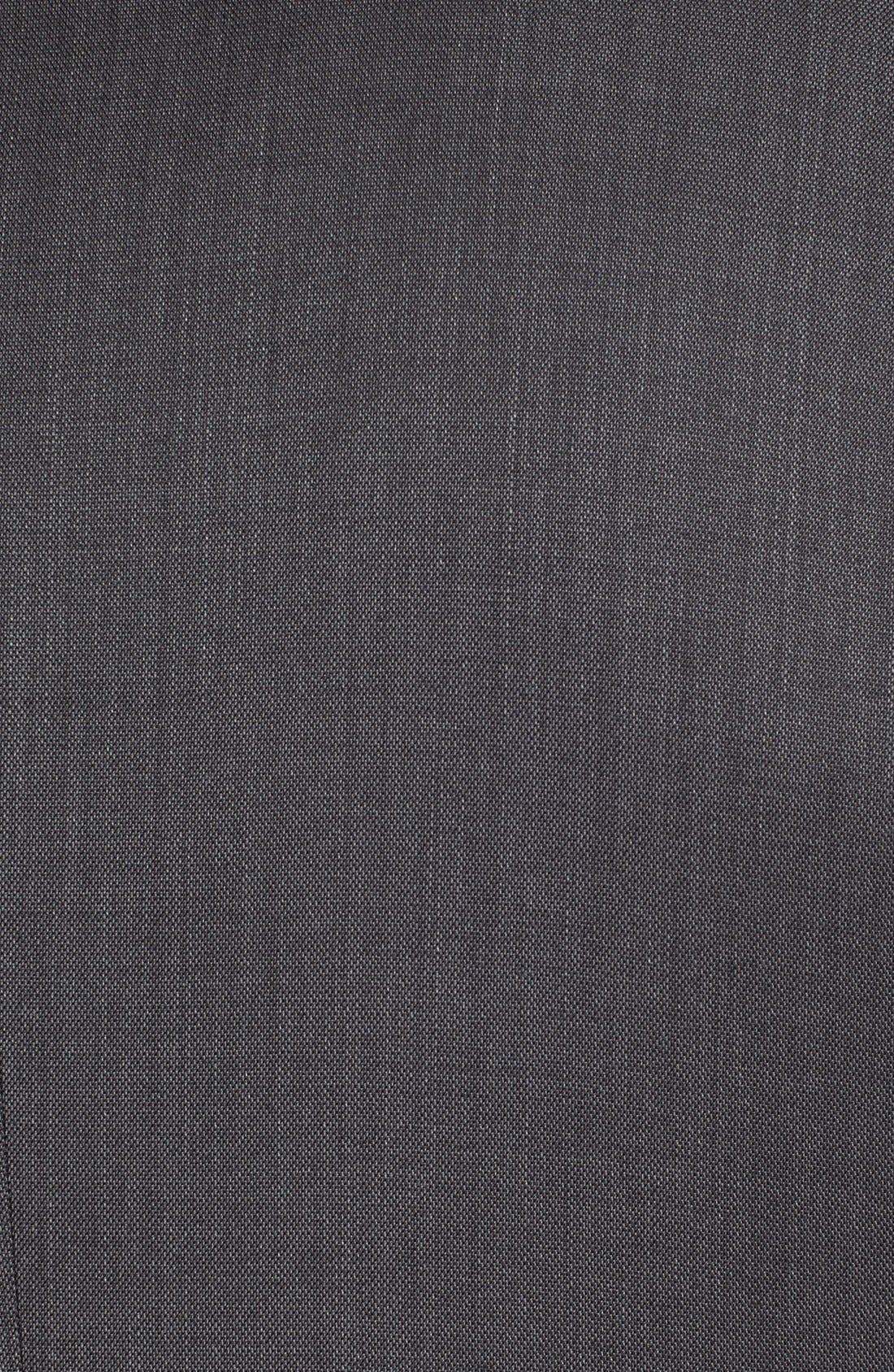 Alternate Image 8  - Ted Baker London 'Jay' Trim Fit Solid Wool Suit
